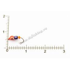Полусфера с ушком Ø 3,0 вес 0,26 г