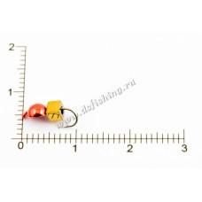 Полусфера с ушком Ø 4,0 вес 0,51 г