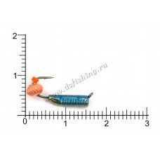Столбик радужный Ø 2,5 вес 0,95 г