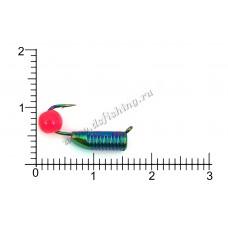 Столбик радужный Ø 3,0 вес 1,33 г