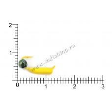 Столбики желтые Ø 2,0 вес 0,58 г