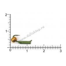 Столбики зеленые Ø 1,5 вес 0,30 г