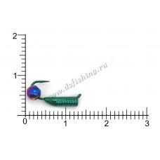 Столбики зеленые Ø 2,0 вес 0,58 г